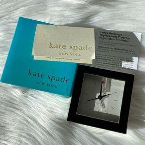Kate Spade Desk Clock